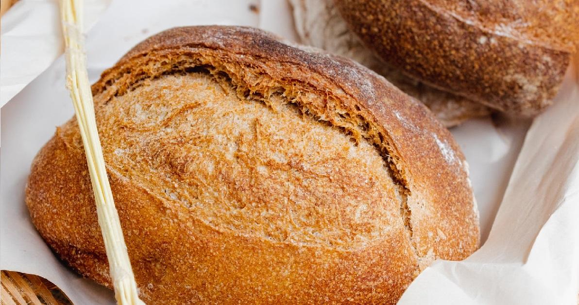 Pan de centeno sin gluten para celiacos