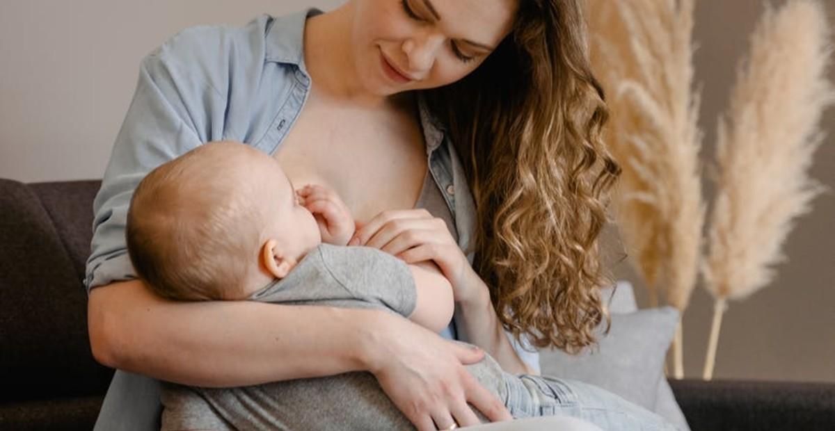 pecho-tras-parto-embarazada