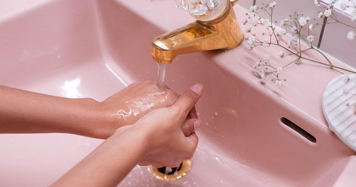 Importancia de lavarse bien las manos