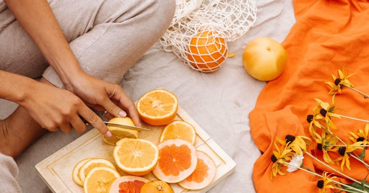 La nutrición y los hábitos sanos influyen en la salud de la piel